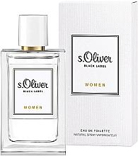 Düfte, Parfümerie und Kosmetik S. Oliver Black Label Women - Eau de Toilette