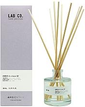 Düfte, Parfümerie und Kosmetik Raumerfrischer Amber & Clove - Ambientair Lab Co. Amber & Clove