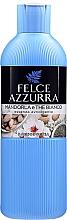 Düfte, Parfümerie und Kosmetik Duschgel mit Mandel und weißem Tee - Felce Azzurra Almond And White Tea Shower Gel
