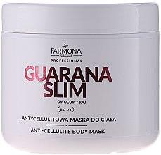 Düfte, Parfümerie und Kosmetik Anti-Cellulite-Körpermaske - Farmona Mask