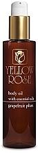 Düfte, Parfümerie und Kosmetik Grejpfrutowy olejek do ciała  - Yellow Rose Body Oil Grapefruit Plus