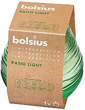 Düfte, Parfümerie und Kosmetik Gartenkerze Patio Light Wasser - Bolsius 94x91 mm