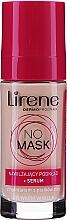 Düfte, Parfümerie und Kosmetik Feuchtigkeitsspendendes Foundation-Serum mit Hyaluronsäure - Lirene No Mask Moisturizing Foundation + Serum
