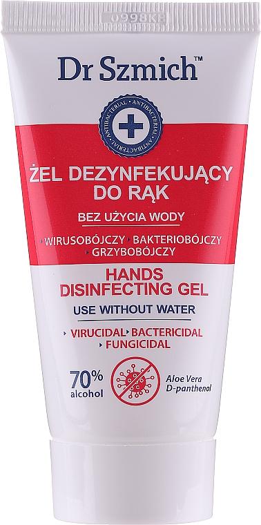 Antibakterielles Handreinigungsgel - Dr. Szmich Hands Disinfecting Gel