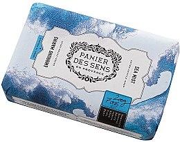 Düfte, Parfümerie und Kosmetik Parfümierte Körperseife - Panier Des Sens Extra Fine Natural Soap With Shea Butter Sea Mist