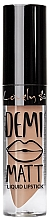 Düfte, Parfümerie und Kosmetik Flüssiger Lippenstift - Lovely Demi Matt Liquid Lipstick