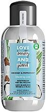 Düfte, Parfümerie und Kosmetik Mundwasser mit Kokoswasser und Pfefferminze - Love Beauty And Planet Coconut Water & Peppermint Mouthwash