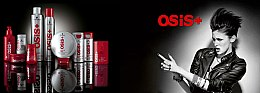 Haarlack Flexibler Halt - Schwarzkopf Professional Osis+ Elastic Finish Flexible Hold Light Control  — Bild N3