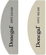 Düfte, Parfümerie und Kosmetik Nagelfeilen-Set - Donegal (Board 1St. + Buffer 1St.)