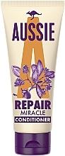 Düfte, Parfümerie und Kosmetik Reparierender Conditioner für strapaziertes Haar mit Jojobaöl - Aussie Repair Miracle Conditioner