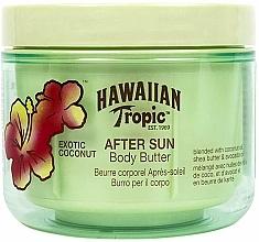 Düfte, Parfümerie und Kosmetik After Sun Körperbutter mit Sheabutter, Kokosnuss- und Avocadoöl - Hawaiian Tropic Luxury Coconut Body Butter After Sun