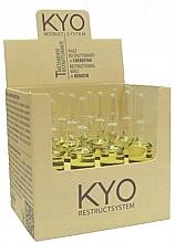 Düfte, Parfümerie und Kosmetik Haarampullen - Kyo Restruct System Fiale Keratiniche Ristrutturanti