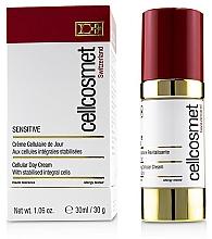 Düfte, Parfümerie und Kosmetik Revitalizierende zellulare Tagesreme für sensible Gesichtshaut - Cellcosmet Sensitive Cellular Day Cream