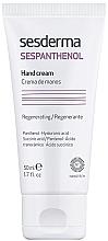 Düfte, Parfümerie und Kosmetik Regenerierende Handcreme mit Panthenol und Hyaluronsäure - Sesderma Sespanthenol Hand Cream