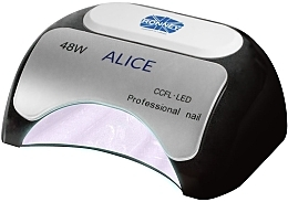 Düfte, Parfümerie und Kosmetik CCFL/LED Lampe für Nageldesign schwarz - Ronney Profesional Alice Nail CCFL+LED 48w Lamp