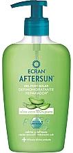 Düfte, Parfümerie und Kosmetik Feuchtigkeitsspendendes beruhigendes und erfrischendes After Sun Körpergel mit Aloe Vera - Ecran Aftersun Gel Aloe Vera