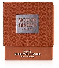 Düfte, Parfümerie und Kosmetik Molton Brown Gingerlily Single Wick Candle - Duftkerze im Glas Gingerlily