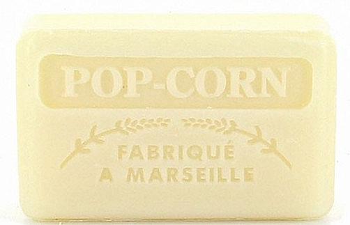Handgemachte Naturseife Pop-Corn - Foufour Savonnette Marseillaise Pop-Corn