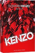 Düfte, Parfümerie und Kosmetik Kenzo Flower by Kenzo Eau de Vie - Duftset (Eau de Parfum 50ml + Eau de Parfum Mini 15ml)