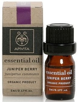 Ätherisches Bio-Wacholderöl - Apivita Aromatherapy Organic Juniper Oil — Bild N1