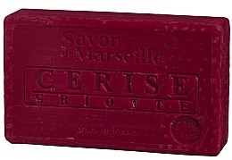 Düfte, Parfümerie und Kosmetik Naturseife Kirsche - Le Chatelard 1802 Soap Cherry