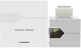 Düfte, Parfümerie und Kosmetik Al Haramain L'Aventure Blanche - Eau de Parfum