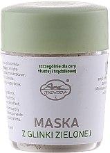 Düfte, Parfümerie und Kosmetik Gesichtsmaske mit grünem Ton - Jadwiga Face Mask