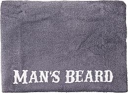 Düfte, Parfümerie und Kosmetik Frottiertuch für Männer - Man`s Beard