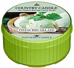 Düfte, Parfümerie und Kosmetik Duftkerze Pistachio Gelato - Country Candle Pistachio Gelato Daylight