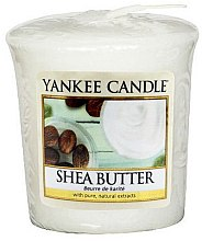 "Düfte, Parfümerie und Kosmetik Yankee Candle Shea Butter - Duftkerze mit natürlichen Extrakten ""Shea Butter"""