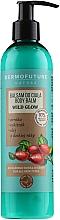 Düfte, Parfümerie und Kosmetik Veganer Körperbalsam mit Arnika, Sanddorn und Wildrosenöl - Dermofuture Wild Glow Body Balm