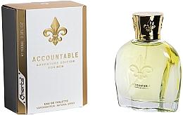 Düfte, Parfümerie und Kosmetik Omerta Accountable Adventure Edition - Eau de Toilette