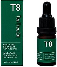 Düfte, Parfümerie und Kosmetik Entzündungshemmendes Teebaumöl für das Gesicht - Toun28 Solutions T8 Tea Tree Oil