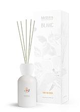 Düfte, Parfümerie und Kosmetik Aroma-Diffusor mit Duftstäbchen Mint of Cuba - Mr&Mrs Fragrance Blanc Mint of Cuba