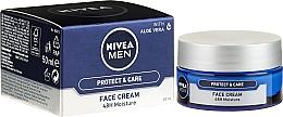 Düfte, Parfümerie und Kosmetik Gessichtscreme - Nivea Men Originals Cream