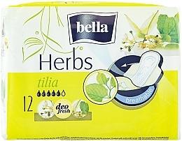Düfte, Parfümerie und Kosmetik Damenbinden Panty Herbs Tilia 12 St. - Bella
