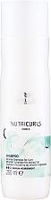 Düfte, Parfümerie und Kosmetik Mizellen-Shampoo für Locken mit Anti-Frizz-Effekt - Wella Professionals Nutricurls Curls Shampoo