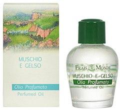Düfte, Parfümerie und Kosmetik Parfümöl - Frais Monde Musk And Mulberry Perfumed Oil