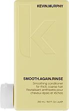 Düfte, Parfümerie und Kosmetik Glättender Conditioner für dickes Haar - Kevin.Murphy Smooth Again Rinse Conditioner For Thick Hair