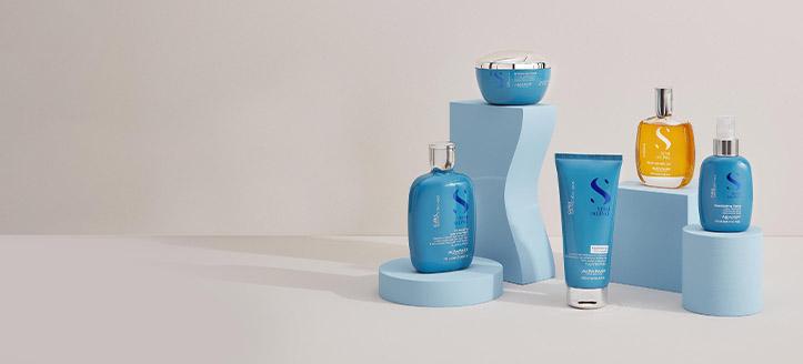 Sichern Sie sich flüssige Haarkristalle beim Kauf von Aktionsprodukten der Marke Alfapart ab CHF 33