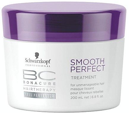 Kräftigende Haarpflege - Schwarzkopf Professional BC Smooth Perfect Treatment
