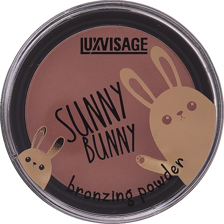 Bronzierpuder - Luxvisage Sunny Bunny Bronzing Powder