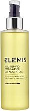 Düfte, Parfümerie und Kosmetik Pflegendes und beruhigendes Gesichtsreinigungsöl mit Granatapfelextrakt, Schneerosen- und Chiasamenöl - Elemis Nourishing Omega-Rich Cleansing Oil