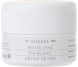 Düfte, Parfümerie und Kosmetik Tagescreme gegen tiefe Falten mit Weymouth-Kiefer - Korres White Pine