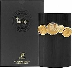 Düfte, Parfümerie und Kosmetik Afnan Perfumes Tribute Black - Eau de Parfum