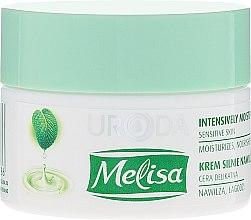Düfte, Parfümerie und Kosmetik Intensiv feuchtigkeitsspendende Gesichtscreme - Uroda Melisa Face Cream