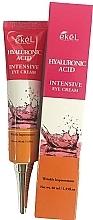 Düfte, Parfümerie und Kosmetik Intensive Anti-Falten Creme für die Augenpartie mit Hyaluronsäure - Ekel Hyaluronic Acid Intensive Eye Cream