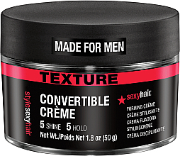 Düfte, Parfümerie und Kosmetik Stylingcreme für alle Haartypen - SexyHair Style Convertible Forming Creme For Men