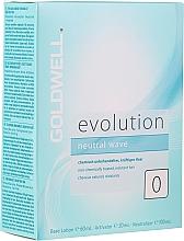 Düfte, Parfümerie und Kosmetik Haarpflegeset - Goldwell Evolution Neutral Wave 0 Set