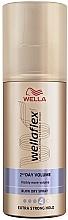 Düfte, Parfümerie und Kosmetik Haarspray Extra starker Halt - Wella Wellaflex 2nd Day Volume Extra Strong Hold Blow Dry Spray
